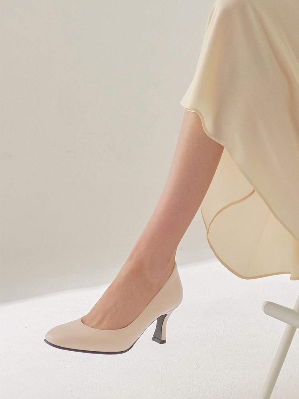 DAISY PUMPS(Ivory)