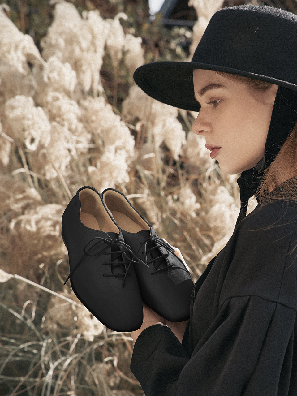 FLORA LOAFER(Black)